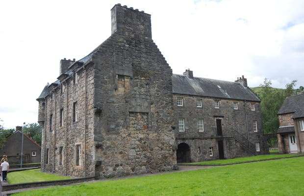 Castillo de Menstrie