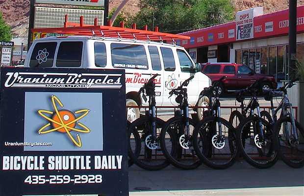 Uranium Bicycles
