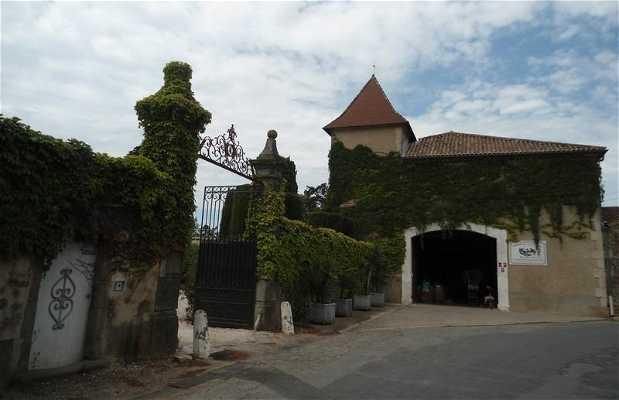 Castillo de Paraza