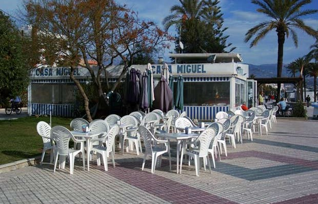 Beach Bar Casa Miguel