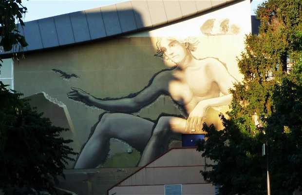 Fresco de Bruno Schmeltz