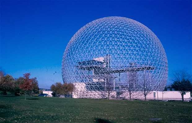 Biosphere - Museu do Meio Ambiente