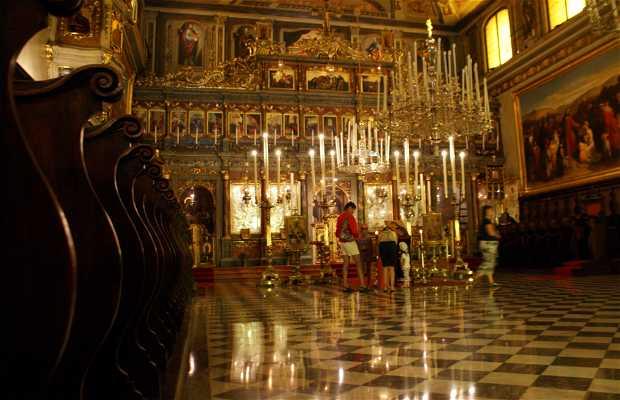 Iglesia de San Nicolò dei Greci
