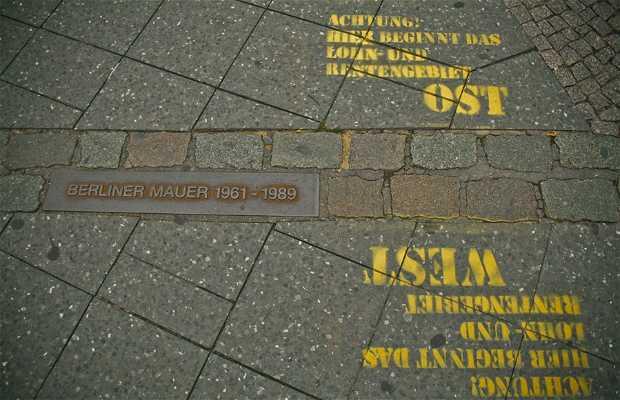 El Muro en PostdamerPlatz