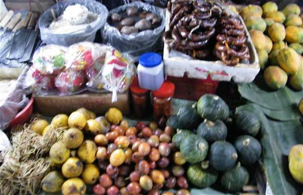 Mercato notturno di Mandalay