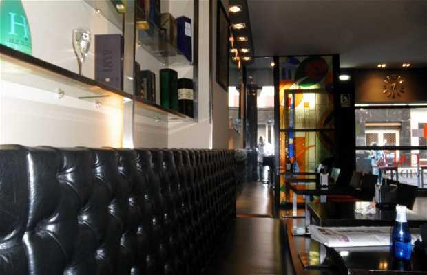 Café La Vida Moderna