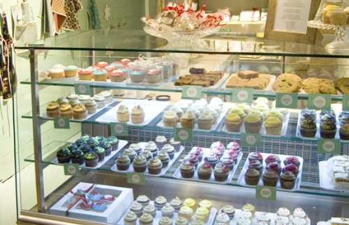 Florentine Cupcakes & Cookies