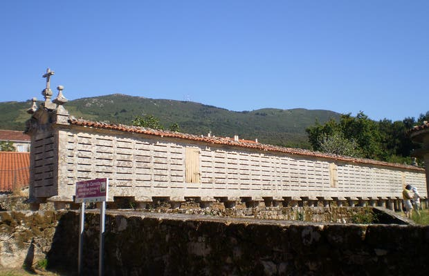 The Hórreo in Carnota