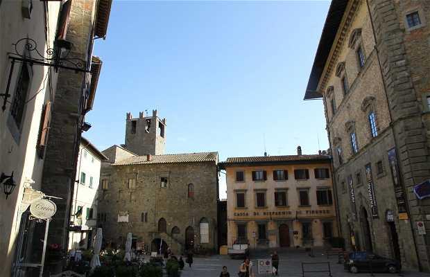 Palacio Casali-Museo Arte Etrusca