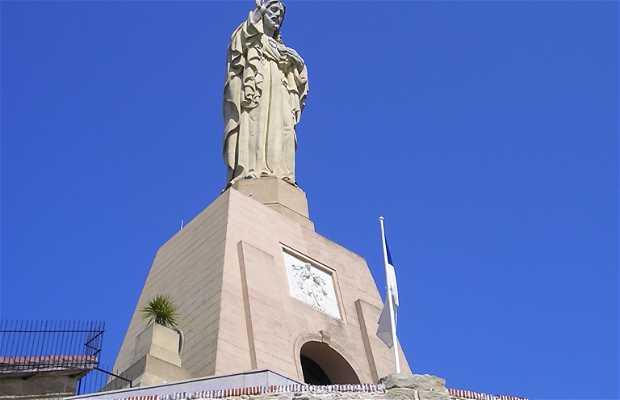 Estátua do Sagrado Coração de Jesus