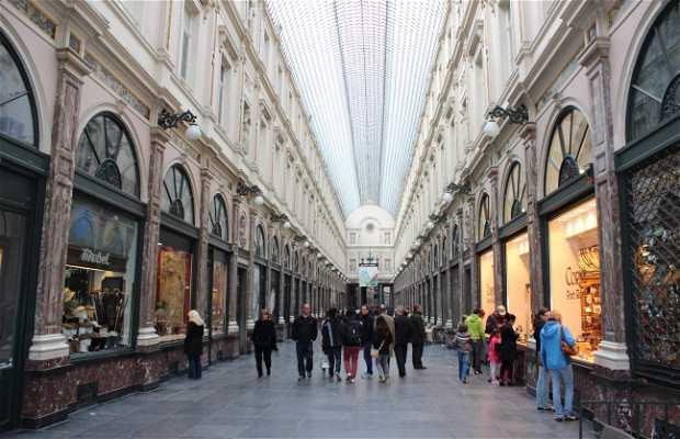 Gallerie Reali di Saint-Hubert