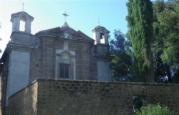 Chiesa di Santa Maria del Monte a Sutri