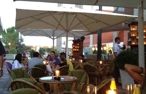 Terrasses Arturo Soria Plaza