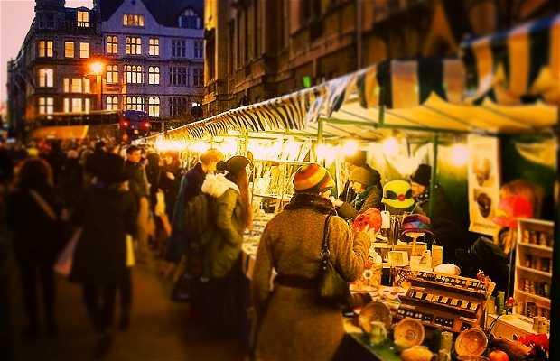 Oxford Mercado Navideño