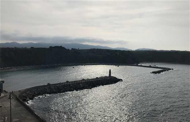 Muelle de Luarca