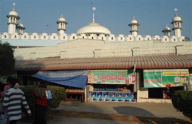 La mosquée de Kalaw