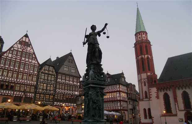 Fontana della Giustizia