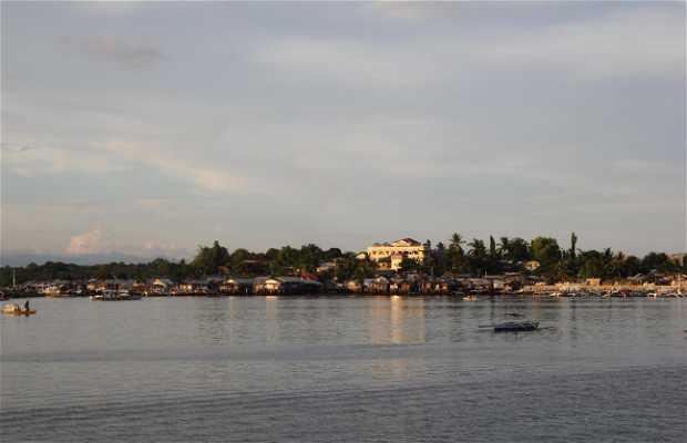 City Baywalk Park Puerto Princesa