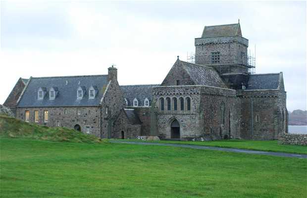 Abadía de Iona (Tòr an Alba)