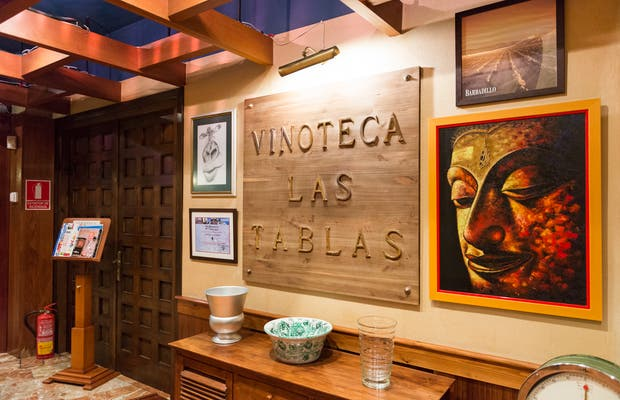 Vinoteca Las Tablas