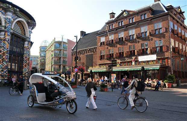 Centro histórico de La Haya