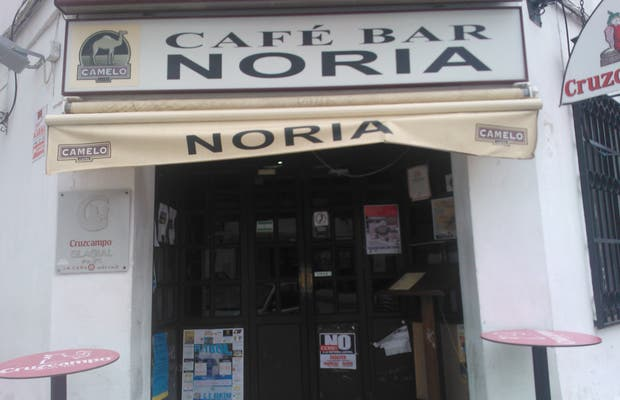 Bar noria