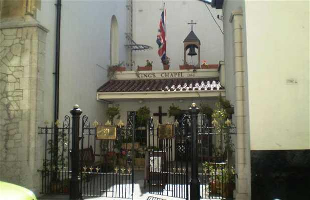 The King's Chapel Gibraltar