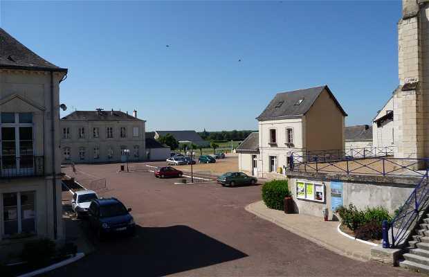 Iglesia de Bréhémont
