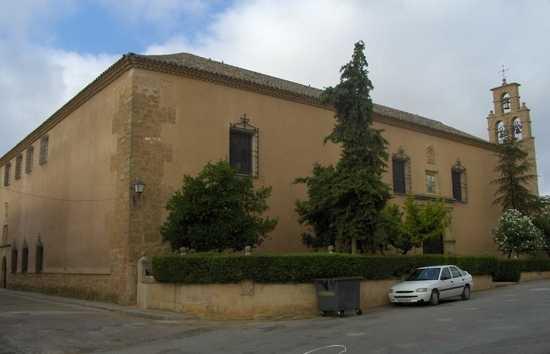 Convento Santa Ana de Villanueva de la Jara