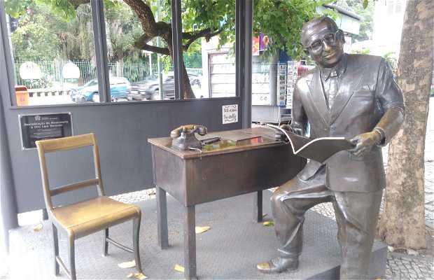 Monumento a Otto Lara Resende