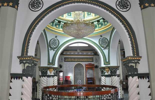 Mezquita de Abdul Gafoor