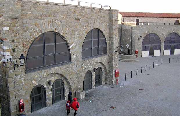 Castillo de San Giusto