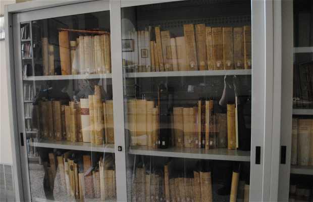 Biblioteca Arcivescovile De Leo
