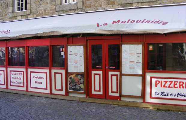 Creperie Pizzeria La Malouiniere
