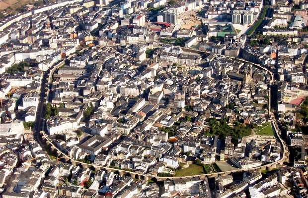 Le mura romane di Lugo