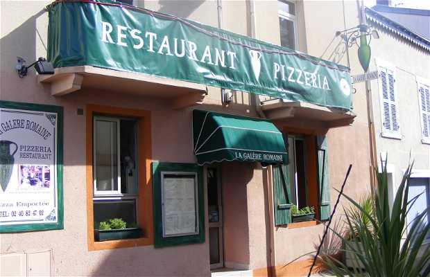 Restaurante La Galère Romaine