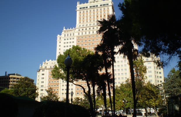 Building Spain
