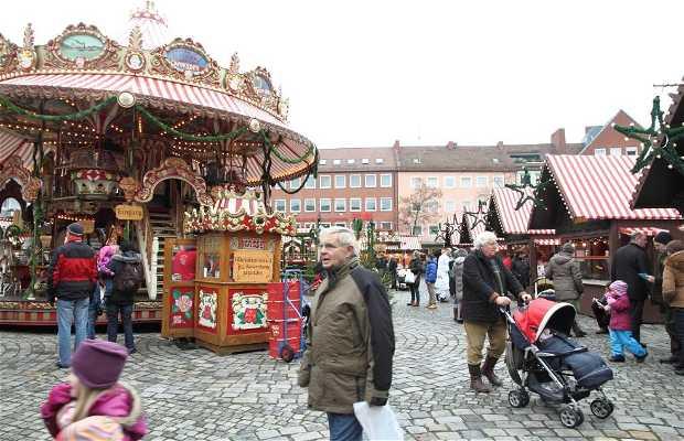 Mercadillo navideño para los niños - Kinderweihnacht