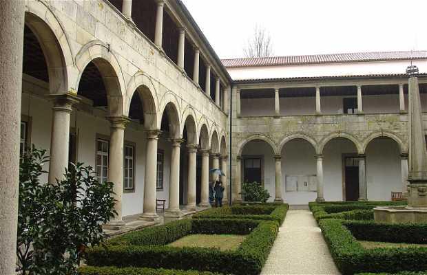 Claustro do Convento de Santa Clara