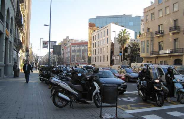 La Calle Aragón