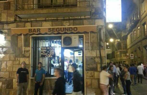Bar Segundo