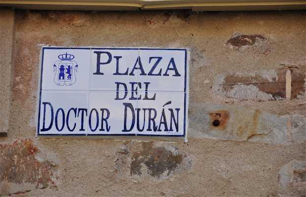 Plaza del Doctor Durán