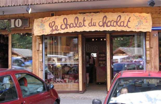 El Chalet del Chocolate