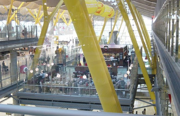 Terminal 4 do Aeroporto de Barajas
