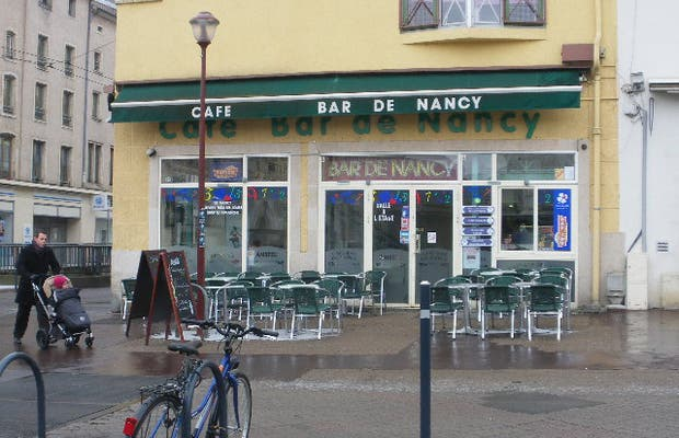 Cafe Bar De Nancy
