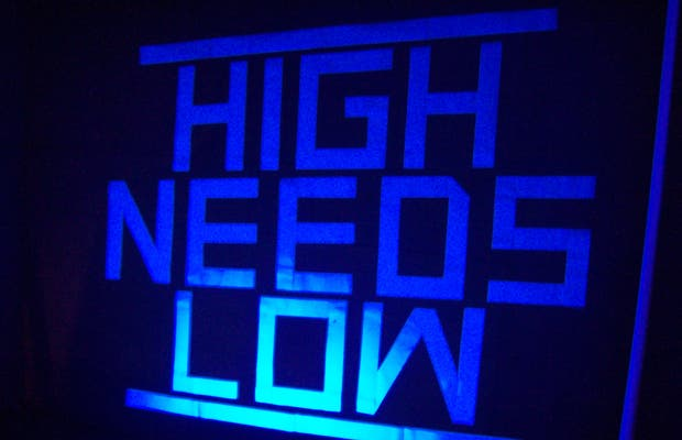 High Needs Low