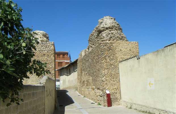 Puerta Castillo o de Santiago
