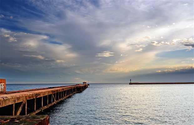 Oceanfront Promenade