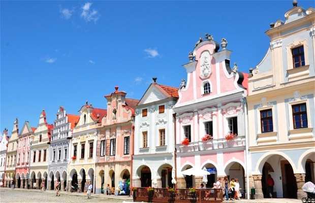 Zacharias of Hradec Square