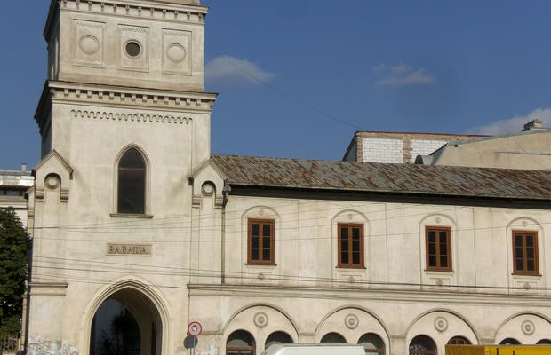 Baratia Church